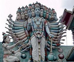 Krishna, Bhagavad Gita